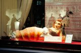 reclining lady cake