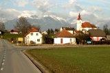mountains, Slovenia