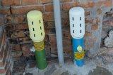 drainpipes on Burrano
