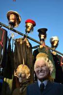Masks & Jackets, Portobello Road