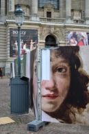 outside Palais des Beaux-Arts de Lille
