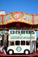 Brighton Bus Carousel Ride
