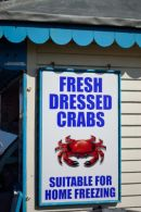 Fresh Dressed Crabs