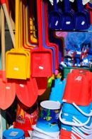 Spades & Buckets