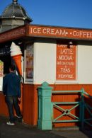 Ice Cream & Coffee Stall