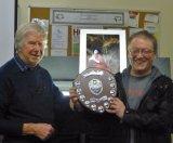 Chairman Ray McKenna & Winner Graeme Pattison