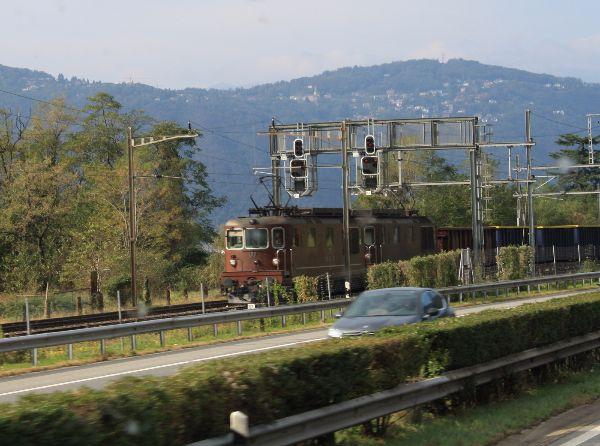 Swiss freight