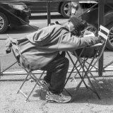 Lunchtime Snooze : Paul Saint : Score 9