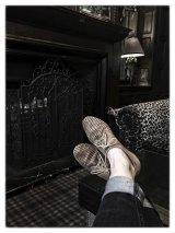 2nd Val Atkinson : Feet Up
