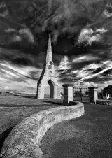3rd East Cemetery Spire : David Burns