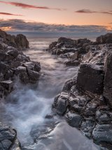 3rd Through the Rocks : David Burn
