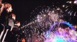 Highly Commended TV Fireworks : Dianne Hodgkinson