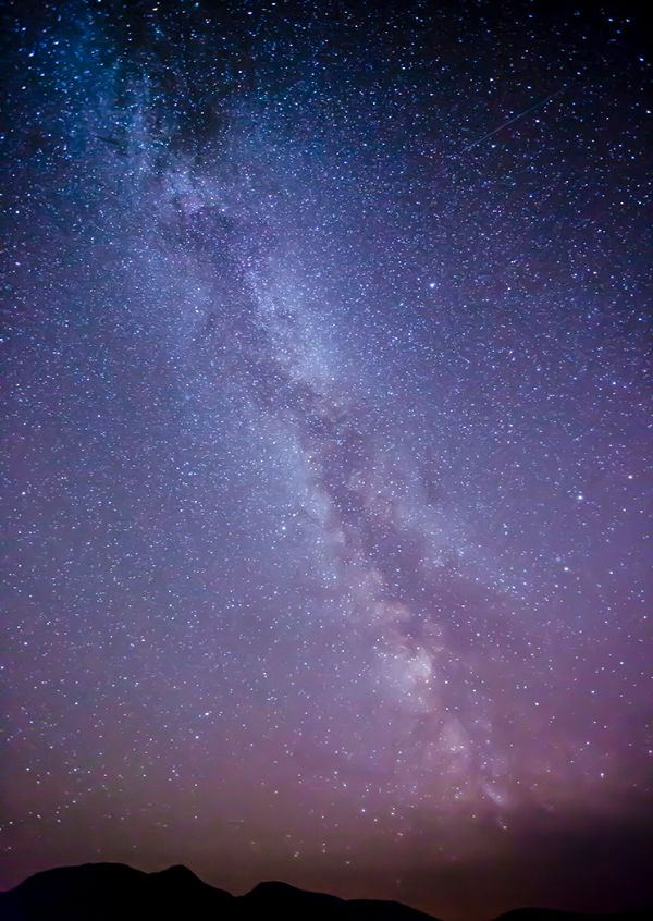 Com Milky Way : Graeme Pattison