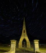 Com A Star Trail : David Burns
