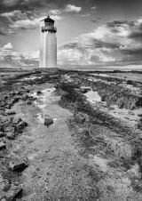 Com Southerness Lighthouse : Lynn Kerr