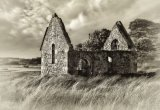 Com Windy Day on Church Hill : Ros Nicholson