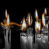 Iced Candlelight