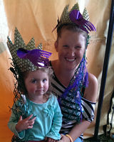 Headdress Workshop @ Shambala Festival