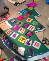 Sewing - Dreamtime Art Group @ Wellspring HLC
