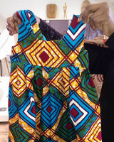 Somali Womens Sewing Group @ Wellspring HLC