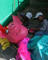 Lady Muck - Giant Puppet @ St Werburghs Farm Fair