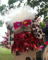 Paper Bag Puppets @ Playrangers/Netham Park