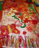 Batik Flags @ St Werburghs Farm Fair