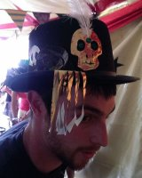 Carnival Headdress Workshop @ Shambala Festival