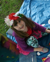 Carnival Flowers @ BLOOM Festival