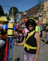 Carnival @ St Werburghs Farm Fair