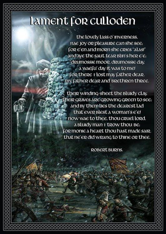 Lament for Culloden