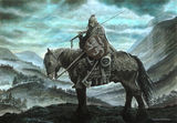 Shadow Warrior - William Wallace at Glendochart