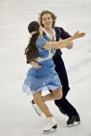 Alexandra Aldridge and Daniel Eaton, USA