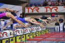 The start of the Womens Open 400m freestyle_7228