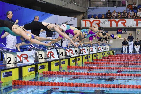 The start of the Womens Target Tokyo 200m IM_7343