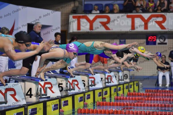 The start of the Womens Open 200m IM_7348