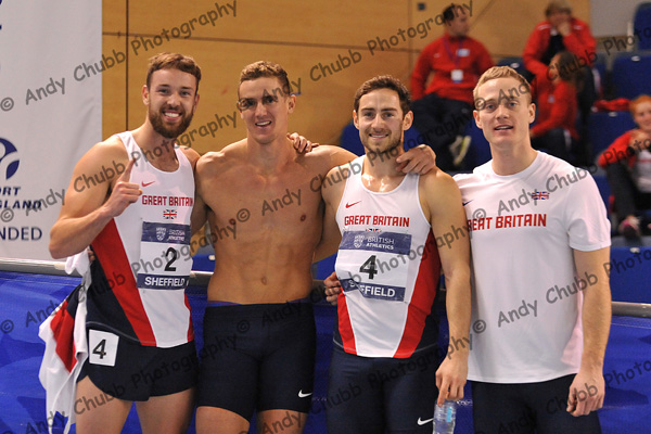 GB Senior Mens Team 4377