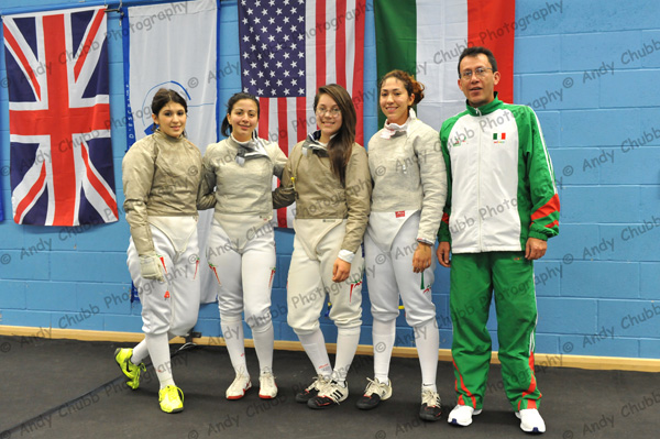 MEXICO TEAM CORBLE CUP 4717