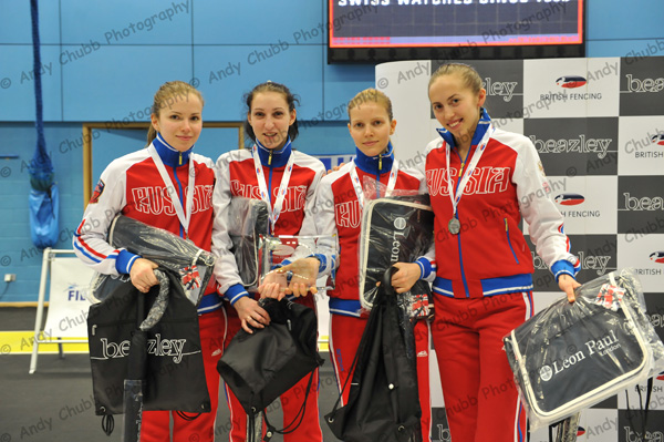 RUSSIA TEAM CORBLE CUP 5463