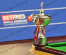 World Snooker - back at the Crucible