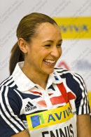 jessica ennis aviva press 7756