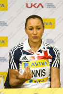jessica ennis aviva press 7802