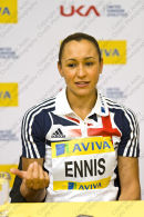 jessica ennis aviva press 7803