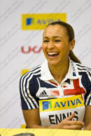 jessica ennis aviva press 7821