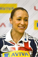 jessica ennis aviva press 7853
