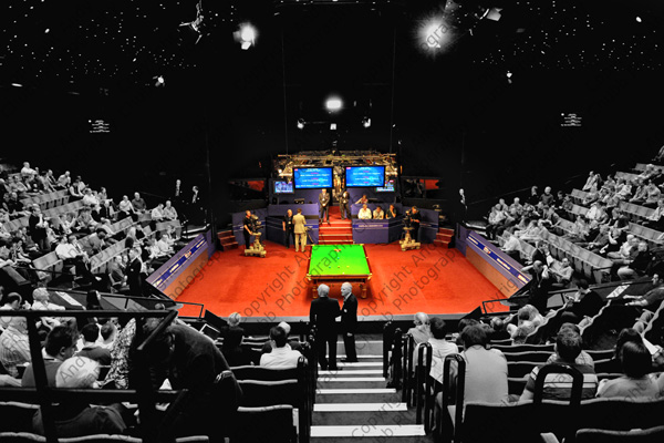The magic that is the Crucible