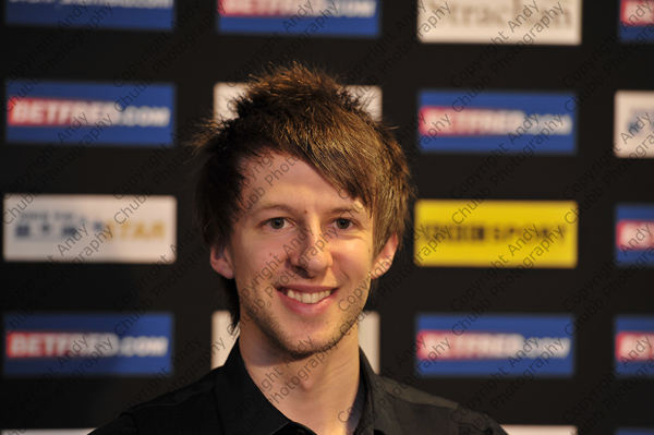Judd Trump, Press Conference