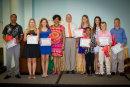 Junior Volunteer Certificate Awardees