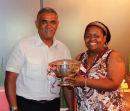 The Raymond White Memorial Trophy