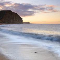 West Bay Sunrise.